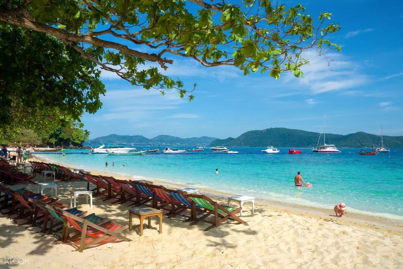 racha yai phuket coral island tour